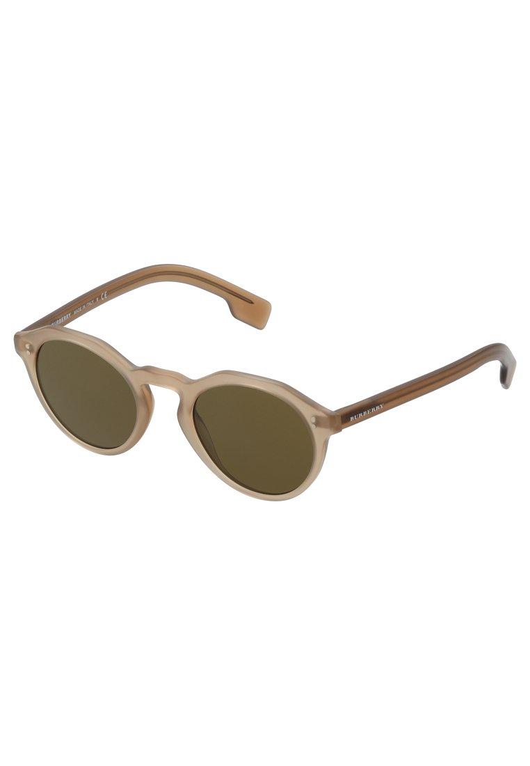 Burberry Solbriller - matte brown/brun BXruz2KKnAbdK3W