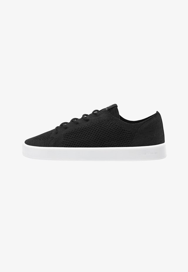 WOOL - Sneakers laag - schwarz