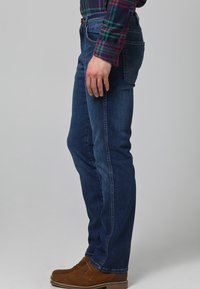 Wrangler - ARIZONA STRETCH - Straight leg -farkut - burnt blue - 3