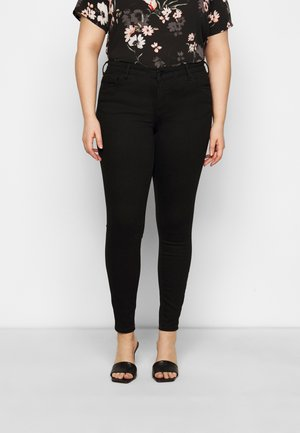 VMLYDIA - Jeansy Skinny Fit - black denim