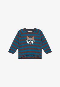 Sense Organics - ETU BABY  - Sweater - brown/blue - 2
