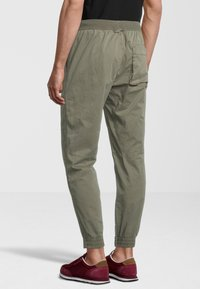 Replay - Tracksuit bottoms - military - 2