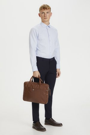 COMMUTERMA - Briefcase - cognac