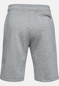 Under Armour - Sports shorts - pitch gray light heather - 3