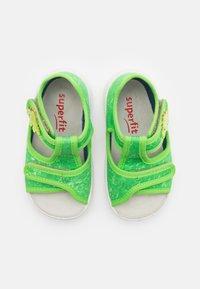 Superfit - POLLY - Tohvelit - grün - 3