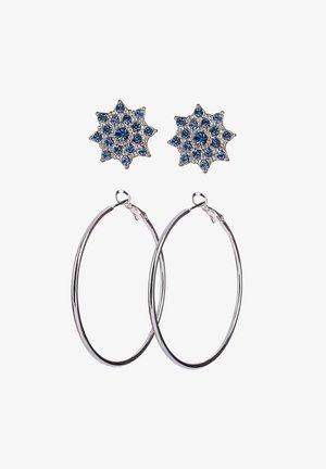 2ER SET OHRSCHMUCK VON ANA LISA KOHLER - Earrings - silver
