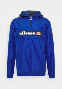 Ellesse - MONT - Summer jacket - blue - 4