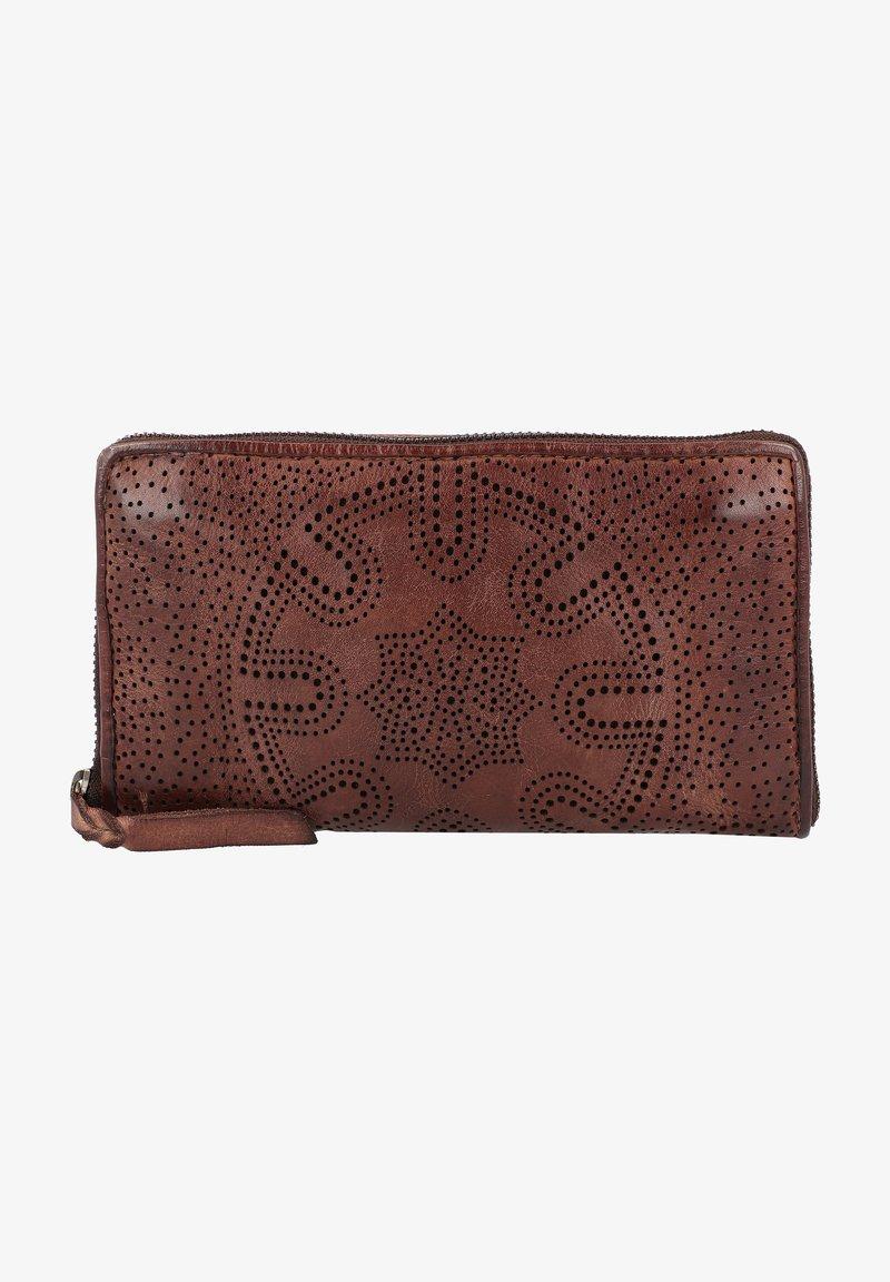 Taschendieb Wien - Wallet - mokka