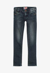 Vingino - ABELIA - Jeans Skinny Fit - dark used - 2