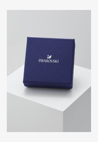 Swarovski - DAZZLING SWAN NECKLACE - Necklace - fancy morganite - 3