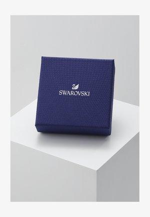 DAZZLING SWAN NECKLACE - Ketting - fancy morganite