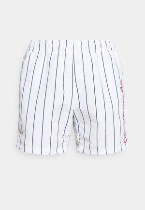 ORIGINALS PINSTRIPE - Shorts - white