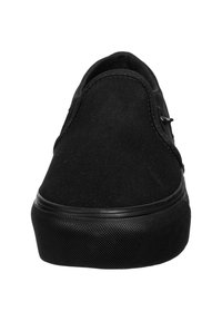 Vans - ASHER - Trainers - black - 5