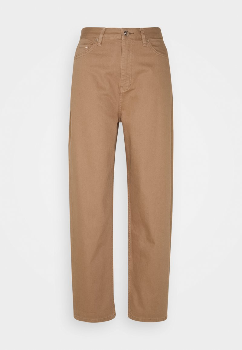 BLANCHE - AVELON - Straight leg jeans - toasted