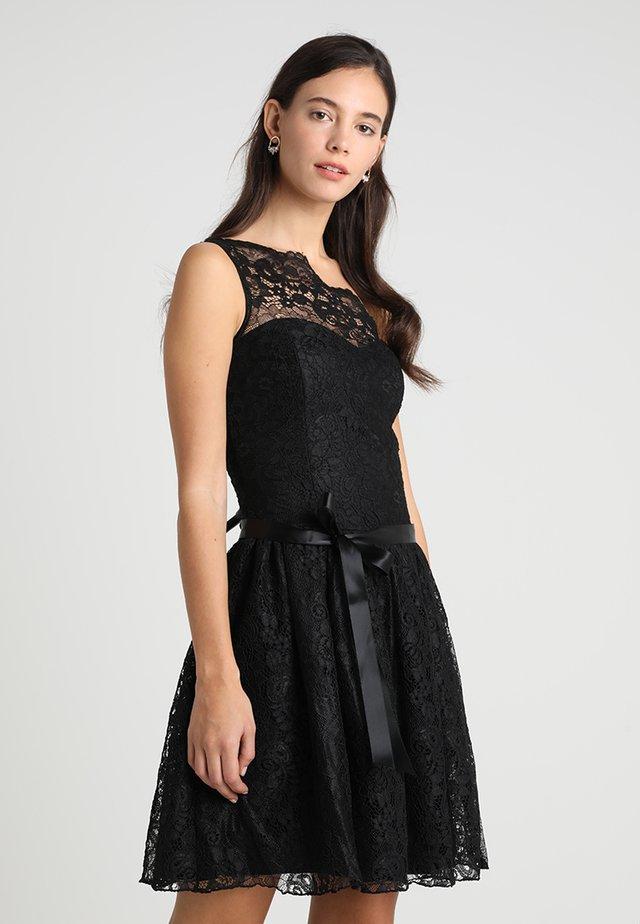 KAYLA - Cocktailklänning - black
