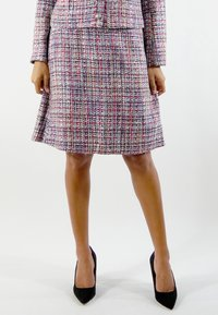 Aline Celi - GABRIELLE - A-line skirt - red/blue/white - 0