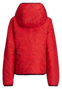 WE Fashion - DUFF VELAN REVERSIBLE - Light jacket - light red - 5