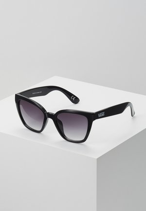 WM HIP CAT SUNGLASSES - Aurinkolasit - black
