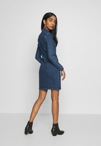 JDY - JDYSANNA DRESS - Denim dress - medium blue denim - 2