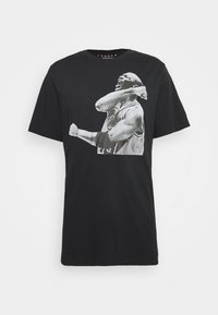 Jordan - M J PHOTO  - Print T-shirt - black - 4