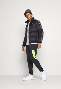 Kappa - HEROLD  - Winter jacket - caviar - 1