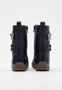 Friboo - Bottes - dark blue - 2