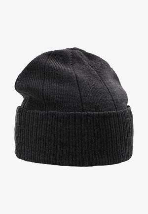Beanie - charcoal heather