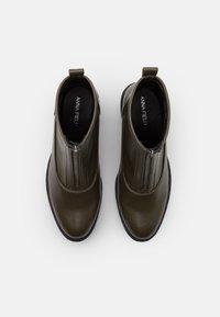Anna Field - Platform ankle boots - khaki - 5