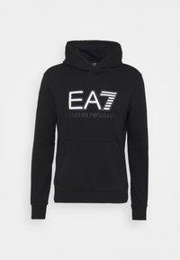 EA7 Emporio Armani - Mikina - black/white - 4