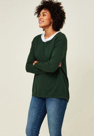 LEA - Jumper - green