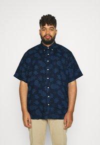 Polo Ralph Lauren Big & Tall - PRINTED - Shirt - dark blue/offwhite - 0