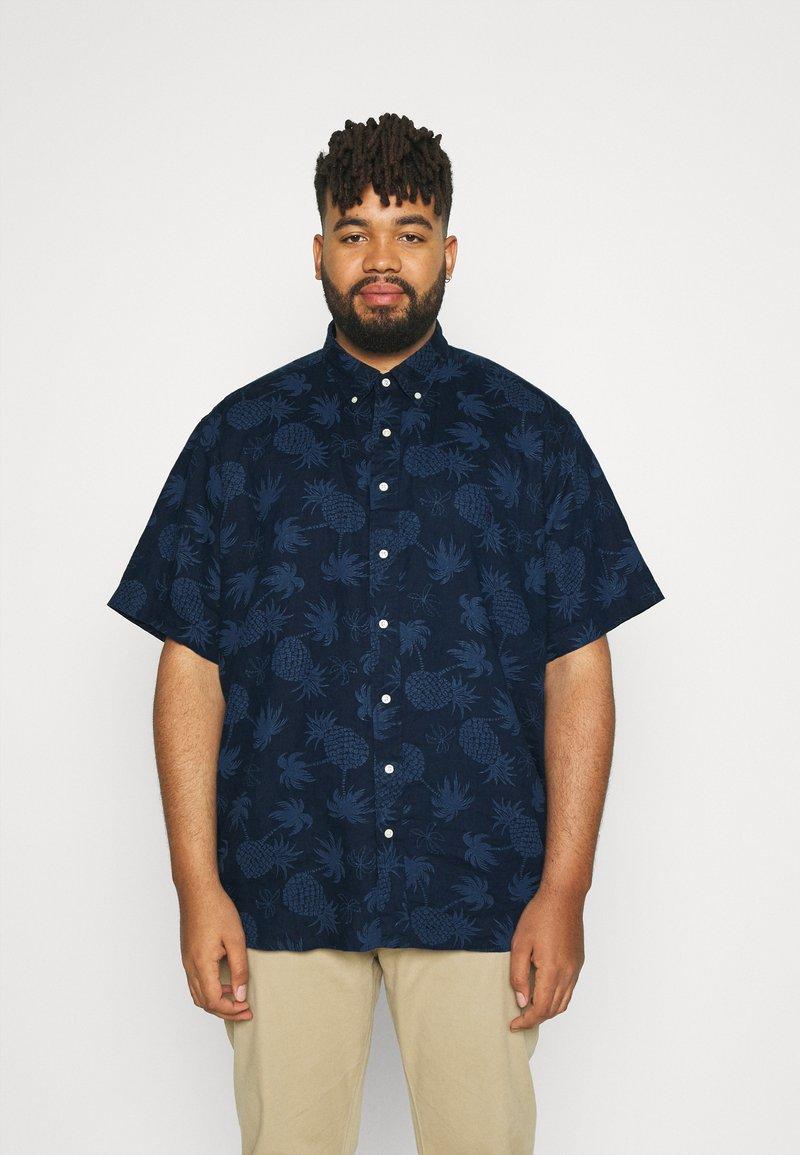 Polo Ralph Lauren Big & Tall - PRINTED - Shirt - dark blue/offwhite