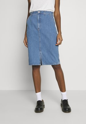 SEASONAL MOM SKIRT - Pencil skirt - light mesa