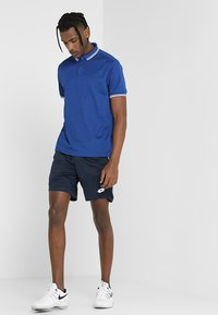 Lotto - TENNIS TEAMS SHORT - Sports shorts - navy blue - 1