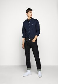 Polo Ralph Lauren - NATURAL - Overhemd - newport navy - 1