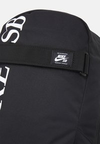 Nike SB - UNISEX - Rucksack - black/black/white - 3