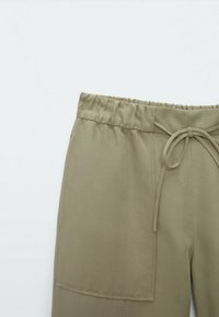 Massimo Dutti - Trousers - khaki - 2