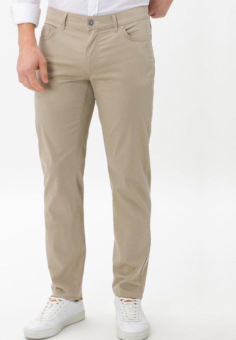 BRAX - Trousers - brown