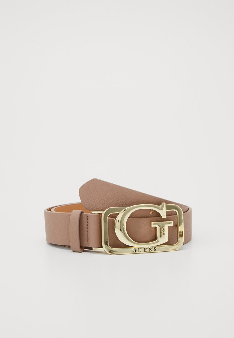 Guess - PANT BELT - Belte - taupe