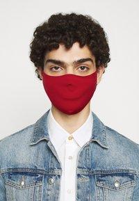 Even&Odd - 3 PACK - Community mask - orange/black/red - 3