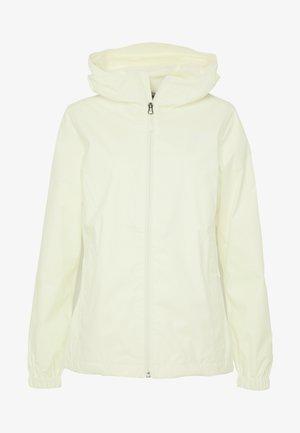 QUEST JACKET - Hardshell jacket - tender yellow