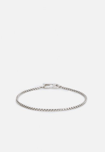 ANNEX VENETIAN BRACELET UNISEX - Bracelet - silver-colouerd