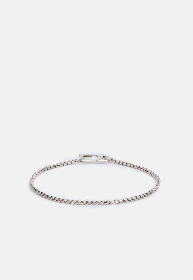 ANNEX VENETIAN BRACELET UNISEX - Bracciale - silver-colouerd