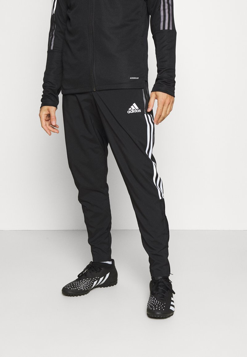 adidas Performance - TIRO 21 - Verryttelyhousut - black