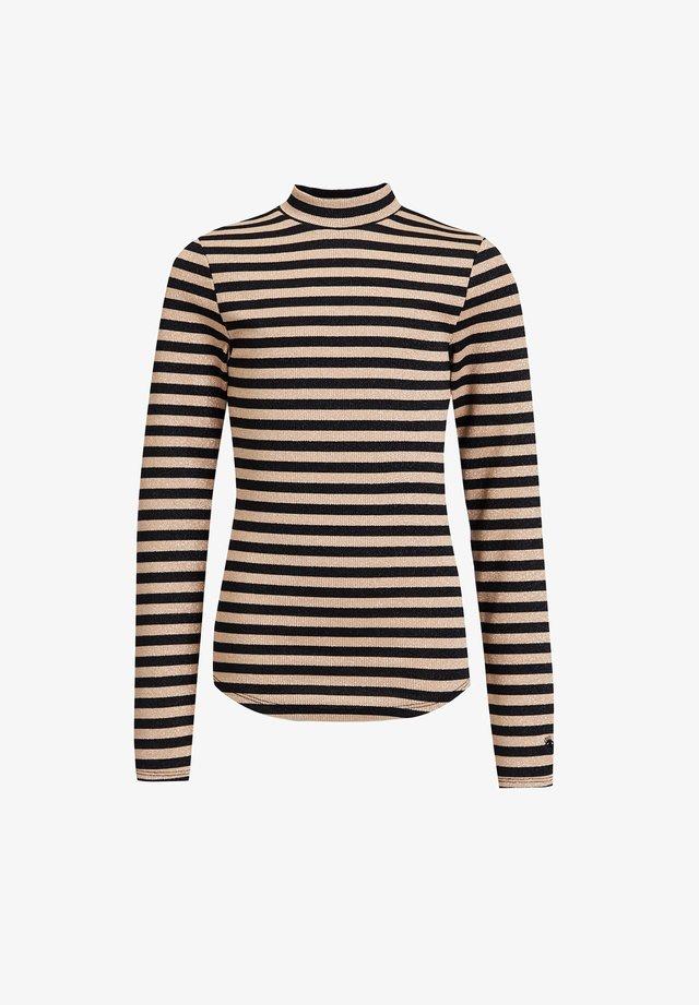 MEISJES ROLNEK  - Langærmede T-shirts - black