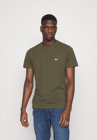 Lee - SODA TEE - T-shirt basic - olive green - 0