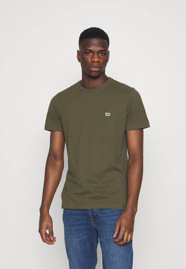 SODA TEE - T-shirt basic - olive green