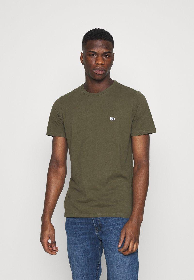 Lee - SODA TEE - T-shirt basic - olive green