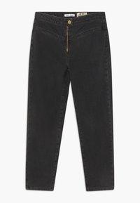 Cost:bart - KAMEIRA - Straight leg jeans - black - 0