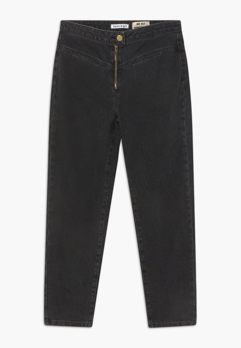 Cost:bart - KAMEIRA - Straight leg jeans - black